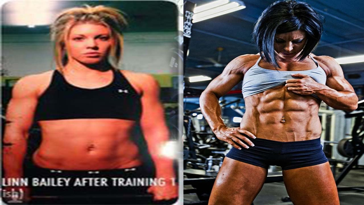 dana linn bailey transformation - Bodybuilder in Thailand