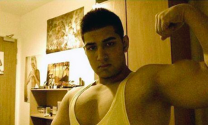 An 18 year old Alladin Sarmud who Died from using DNP in 2012