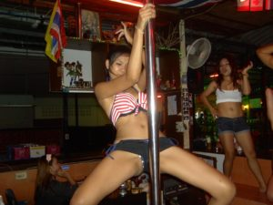 thai bar girls