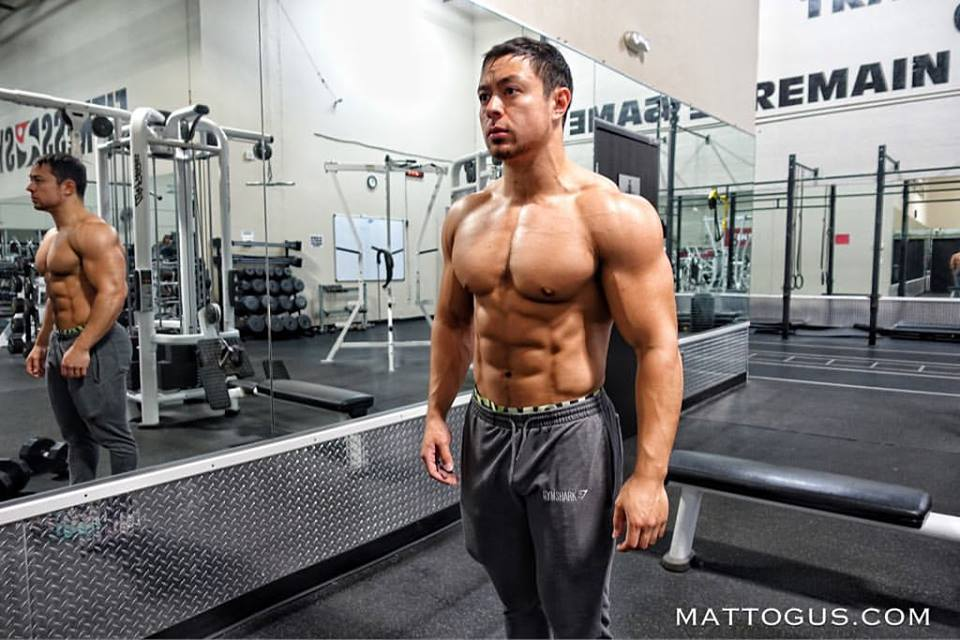 Is Matt Ogus Natural? - Bodybuilder in Thailand