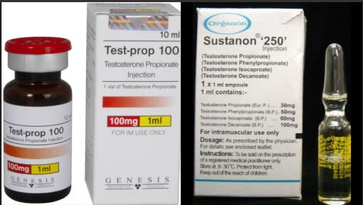 Testosterone Enanthate vs Cypionate vs  Propionate vs