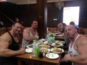 Mk 677 Results Dan The Bodybuilder In Thailand